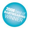 Babywearing2008 受賞